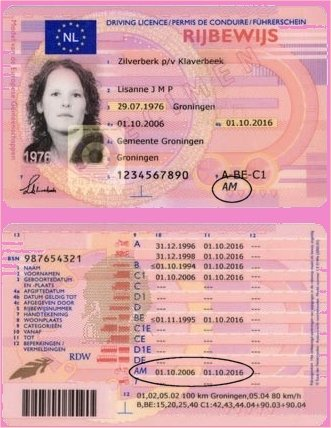 buy driving license, cost of driving license, Netherlands driving license, buy category B Netherlands driving license,